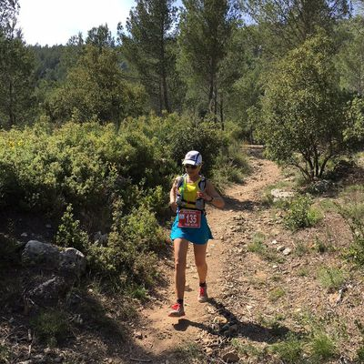 HELENE H...CHAMPIONNE DE FRANCE DE TRAIL LONG
