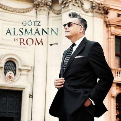 Mit Götz Alsmann in Rom