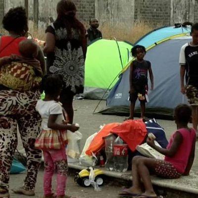 En México hay más de 700 niños inmigrantes africanos a la espera de asilo