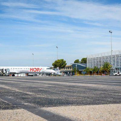 Aéroport de Perpignan : le trafic passager s'envole !