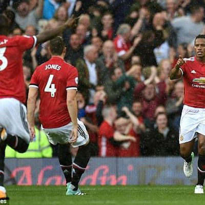 Manchester United vs Everton  player ratings in another 4-0 win Premier League