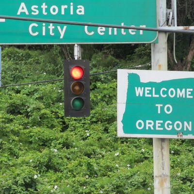 Oregon: Pacific highway 101
