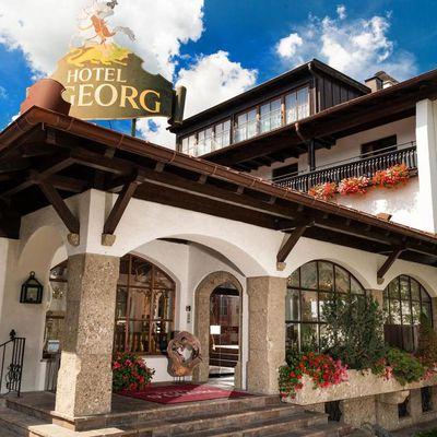 SOGGIORNO AL ST. GEORG**** HOTEL DI BAD HOFGASTEIN, 3 - 10 LUGLIO