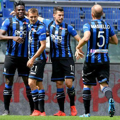 L'Atalanta se rapproche de la Ligue des Champions