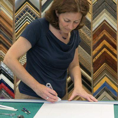 Atelier Patricia Braun Encadreur d'Art