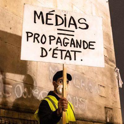 Médias et opinion publique dans les grandes crises politiques en France depuis l'affaire Dreyfus - plan détaillé