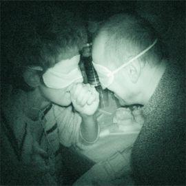 Réveiller vos papilles dans l'intimité d'un repas dans le noir !