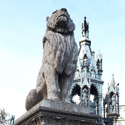 A la découverte du Monument de Brunswick - Les Gardiens