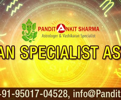 Vashikaran Specialist in India – End Hurdles in Love Life Seamlessly!