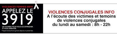 Le 3919 - Violences Femmes Info