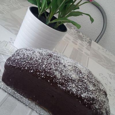 CAKE AU CHOCOLAT AU THERMOMIX