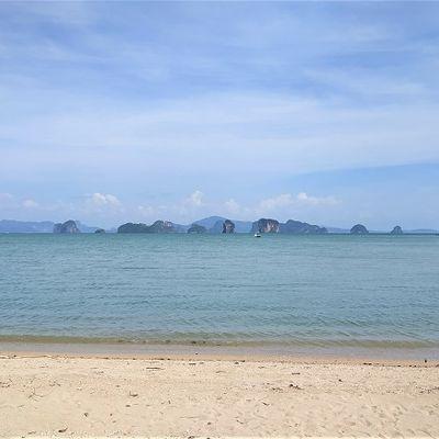 Thaïlande étape 5 : Railay - Koh Yao Noi