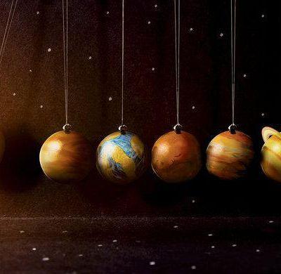 Saturne et Pluton rétrograde en avril 2019...