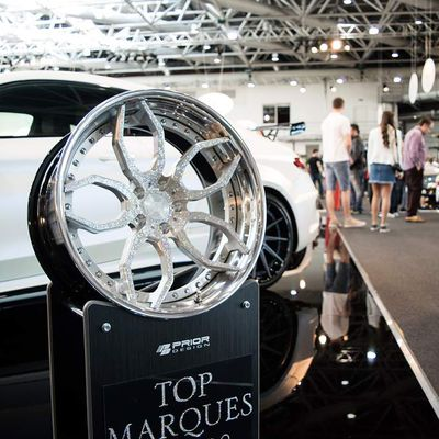 Top Marques Monaco 2017: l'impressionant salon des supercars