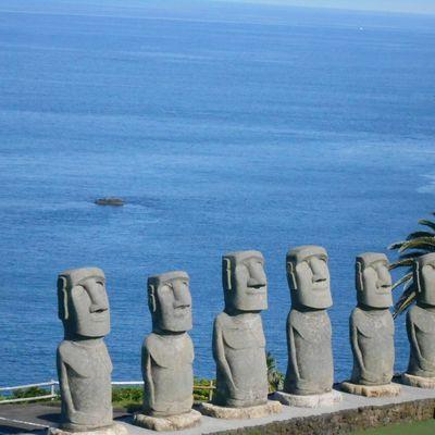 Aoshima (1) ... De l'Île de Pâques jusqu'à Aoshima au Japon !