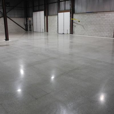 Hire Concrete polishing and Painting Services