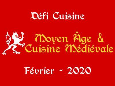 Partons à la découverte de la cuisine du moyen âge et médiévale