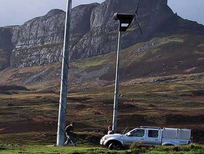 Tiny Scottish island powers itself with community-owned off-grid energy system