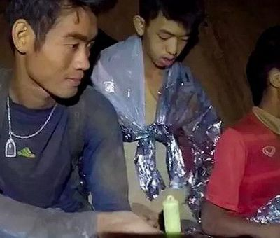Thai soccer team's secret of survival was meditation