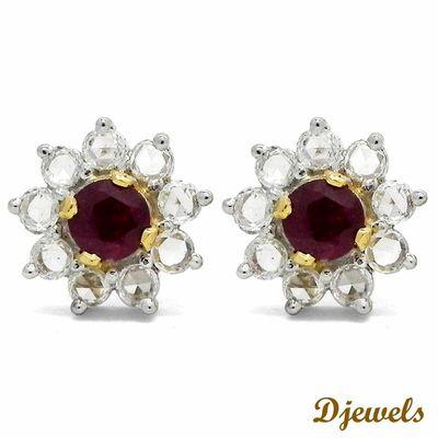 Diamond Earrings Liv