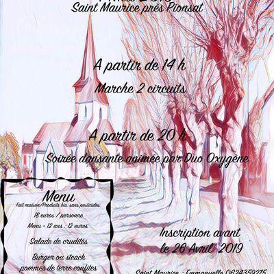 Fête des 4 clochers - 4 mai 2019
