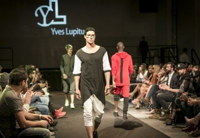 Styliste Yves Lupitu jeune couturier_L'interview