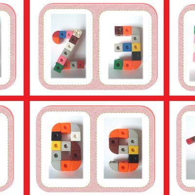Les nombres en cubes