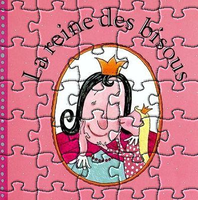 Les puzzles : La reine des bisous