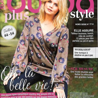 Les magazines d'octobre 2018: Burda Plus