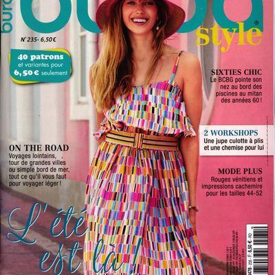 Magazines de juillet 2019