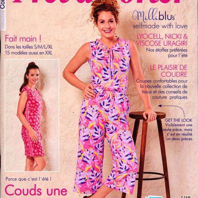 Magazines d'avril 2020: Tendances couture HS Milliblus 8