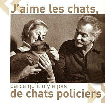 ★ Georges Brassens, l'Anarchiste