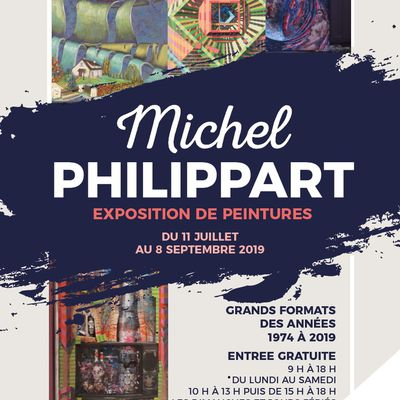 Exposition Michel Philippart