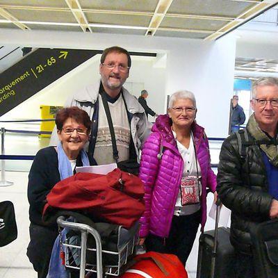 Premiers jours de mission au Sénégal... Le voyage fut long