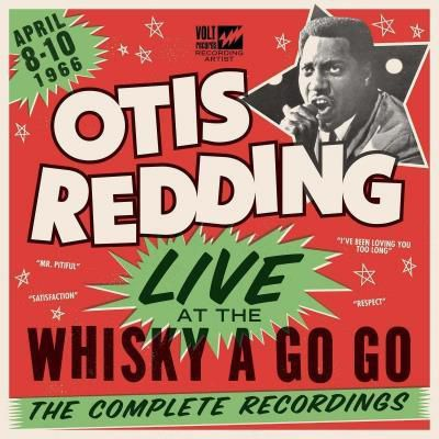 Otis Redding – Live at the Whisky A Go Go (2017)
