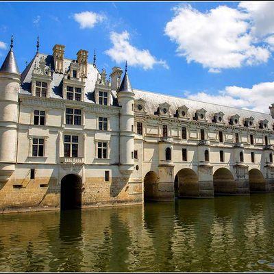Le château de Chenonceau  - Indre-et-Loire