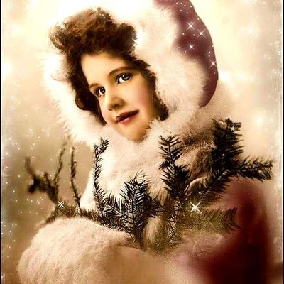vintage - Noël
