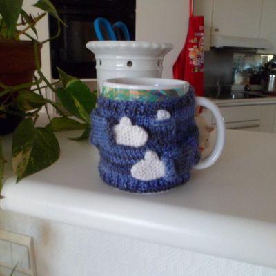 Mugsweater ou si vous préférez pull pour mug