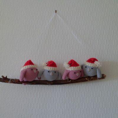 Décorations de Noël faite maison
