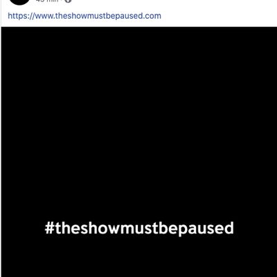 "Radiohead & ""The Show Must Be Paused"" - 02/06/2020"