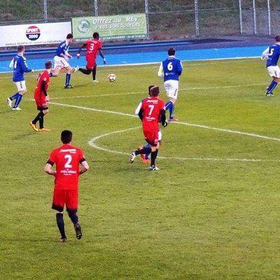 CFA2: Haguenau entame le sprint final à Biesheim