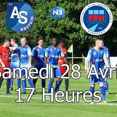 N3: Le FRH se déplace à Erstein pour continuer sa série. Et de 9 ?