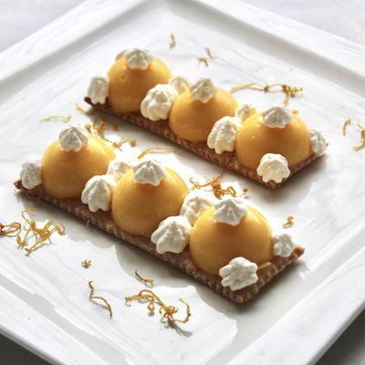 Tartelettes au citron revisitées