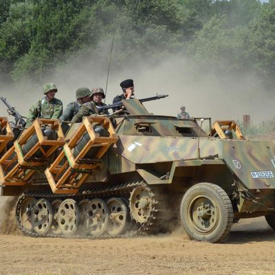 The War And Peace Revival 2018