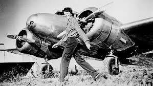 Un événement historique pour le défi de Khanel3: Amelia Earhart, première femme à avoir traverser l'océan Atlantique en avion