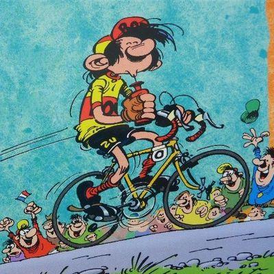 Le tour de France sans vélo