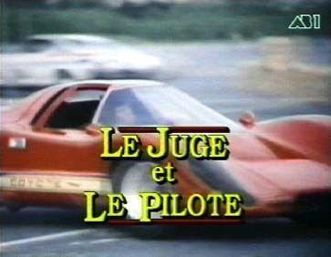 Le Juge et le pilote - la diffusion française