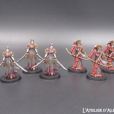 Commande figurines Rising Sun