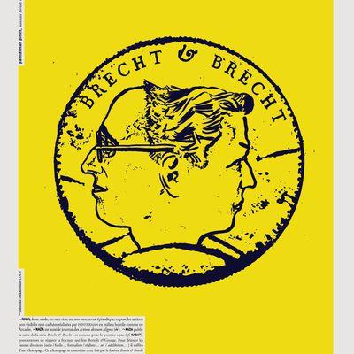 ¬ NADA n°33, Festival Brecht & Brecht de Brecht (BE) à Brecht (DE) vs Brecht (cuis.)