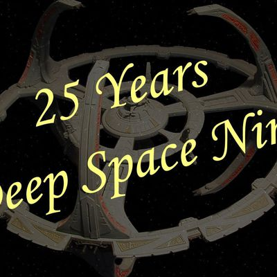 Star Trek: Deep Space Nine is 25 years young